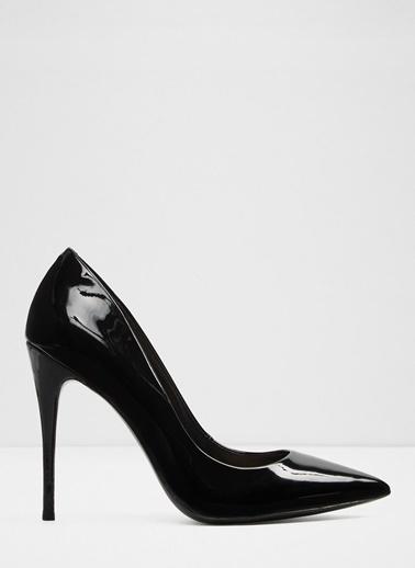 Aldo Sivri Burun Stiletto Ayakkabı Siyah